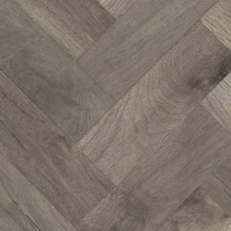 Karndean Art Select Storm Oak Parquet Clearance Flooring